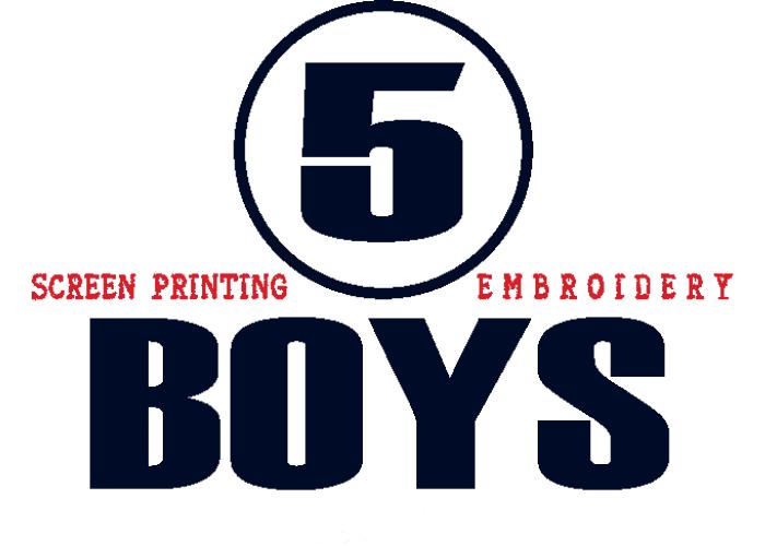 5boys logo